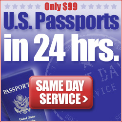 Need a Passport Fast? RUSH MY PASSPORT for fast & reliable service.