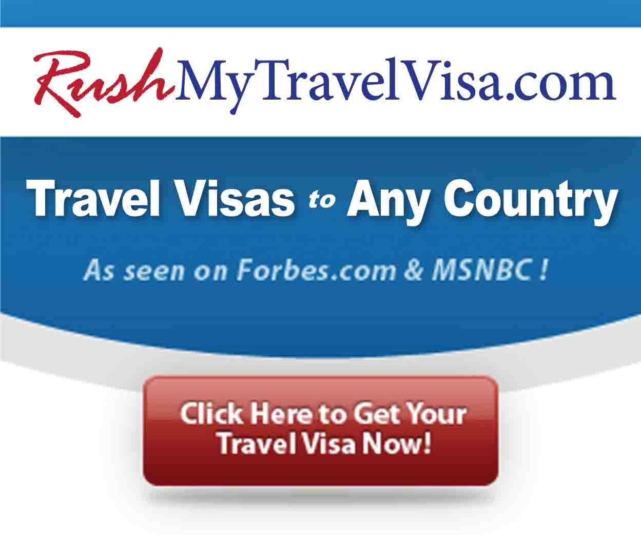 Rush My Travel Visa